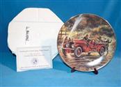 ROBERT J BANKS 1928 LAFRANCE TYPE 145 METROPOLITAN PUMP PLATE NO. 7055